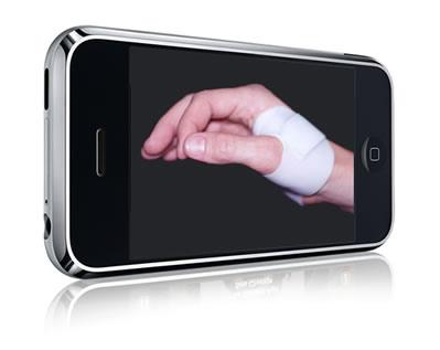 iPhone operatie