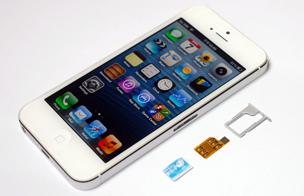 iphone simlock