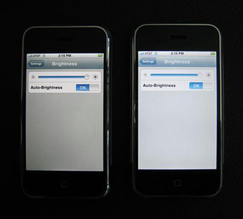 Verschil Touchscreens