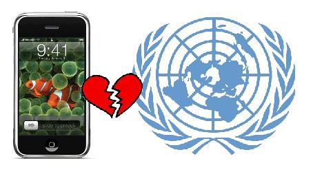 iPhone wereldlanden