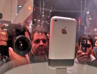 iphone lancering