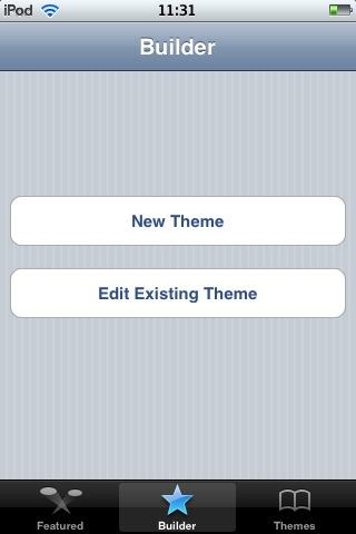 Screenshot ThemeBuilder2