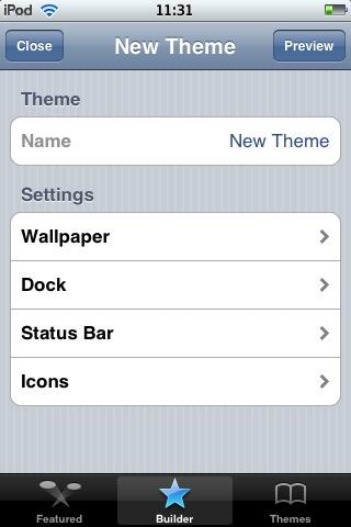 Screenshot ThemeBuilder3