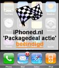 Actie apple iphone