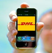 Apple iPhone DHL