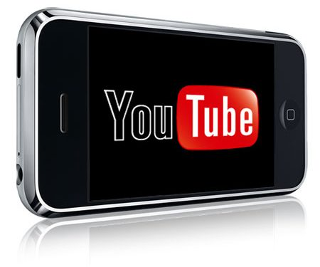 Update: Mobiele website van Youtube