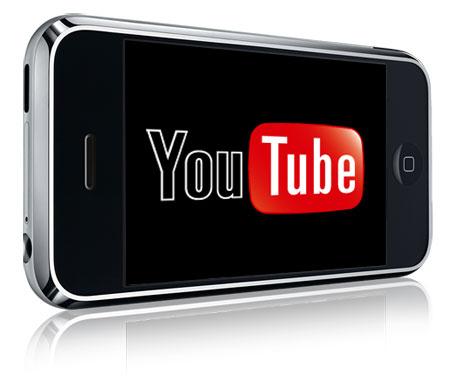 Update: Mobiele website van Youtube