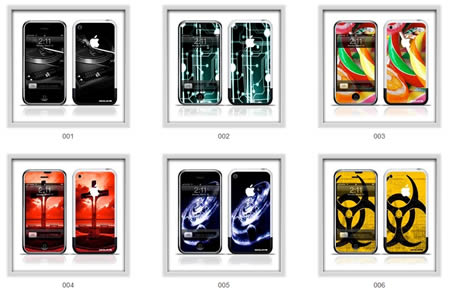 maclove decoraties iphone