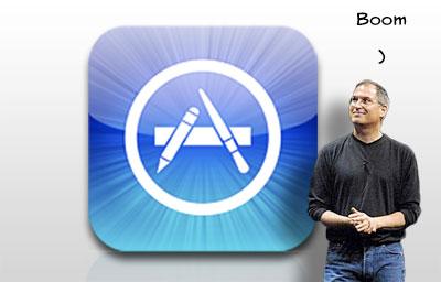 App Store Steve Jobs