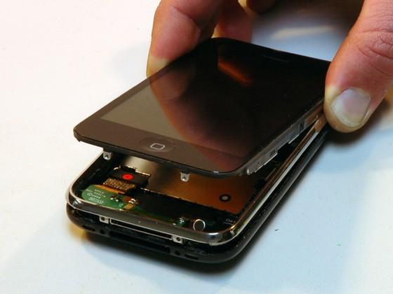 iphone 3g van binnen