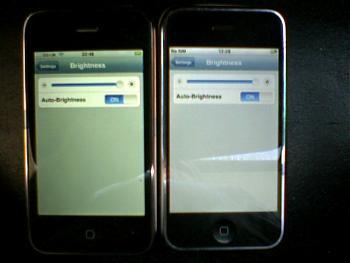 iPhone3G Yellow Screen