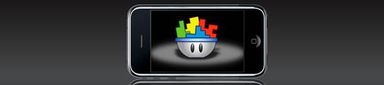 iPhone spellen maken met Gamesalad