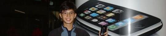 iPhone 3G lijkt succes in Turkije