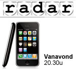 tros radar iphone 3g
