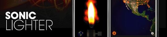 SonicLighter: Aansteker voor de iPhone