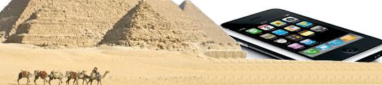 Ook Egypte verkoopt iPhone 3G