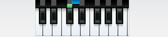 Piano spelen voor dummies met 'Finger Piano'