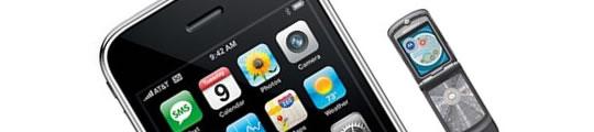 Apple iPhone best verkopende mobiel in de VS
