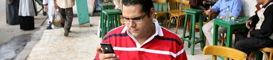 iPhone in Egypte écht zonder GPS