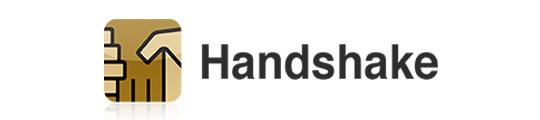Handshake iPhone app