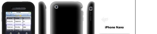 Komt Apple met Netbook en Nano?