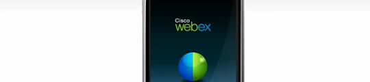 Webconferencing met Cisco WebEx applicatie