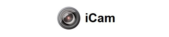 iPhone iCam applicatie