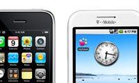iPhone 3G vs T-Mobile G1 volgens Ruud