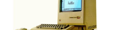 Macintosh bestaat 25 jaar