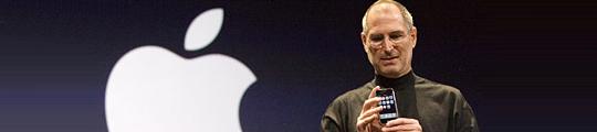 Steve Jobs reageert op geruchten