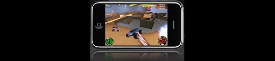 iPhone dekt 14% van de mobiele game downloads