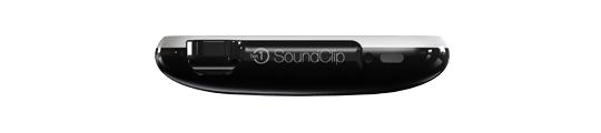 SoundClip: passieve geluidsversterker