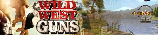 iPhone game: Wild West Guns