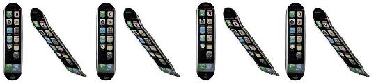 iPhone skateboards