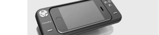 iControlPad, een controller voor de iPhone