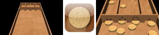 Sjoelen op de iPhone met iSjoel