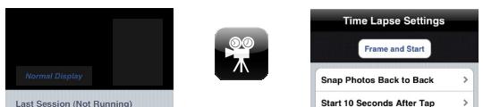 Maak 'filmpje' op de iPhone met TimeLapse