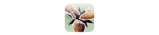 iPhone gratis game: Rock Paper Scissors Shoot!