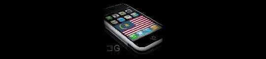 Lancering iPhone 3G in twee nieuwe landen