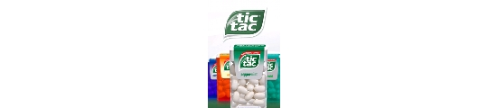 Tic Tac's in je iPhone