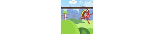 iPhone game: Rasta Monkey