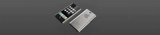 Design nieuwe iPhone