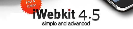 iWebKit: Een iPhone site maken is niet moeilijk