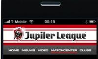 Jupiler League nu ook te volgen op iPhone