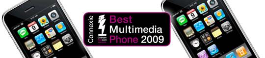 T-Mobile wint telecom award met iPhone 3G