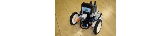 NXT Robot d.m.v. iPhone tot leven gewekt