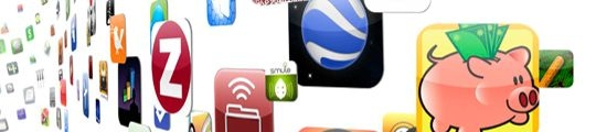 Top 20 games/apps voor iPhone