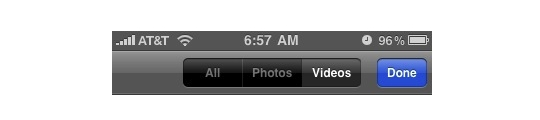 Nieuwe screenshots firmware 3.0