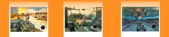 Trailer gameplay Terminator Salvation