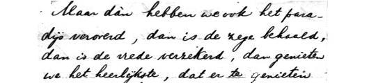 Handwriting Analysis: Analyseer een persoon aan de hand van zijn handschrift